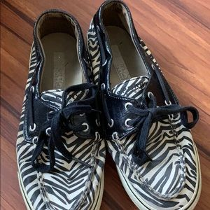 Zebra Sperry's